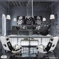 Star Wars Stormtrooper Darth Vader Gaming Chairs