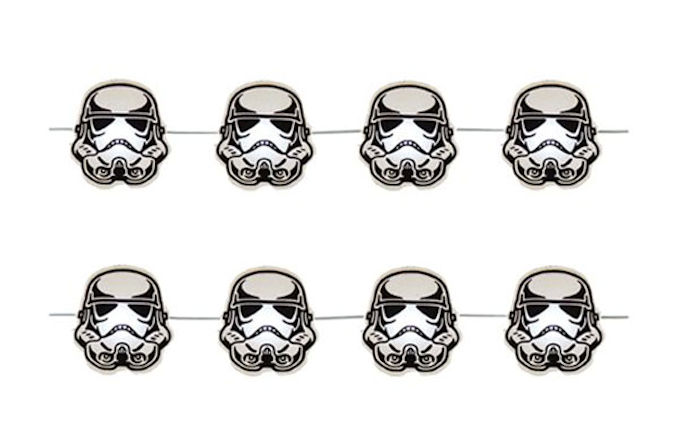 Star Wars Stormtrooper Fairy String Lights