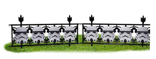 Star Wars Stormtrooper Fence 2-Pack
