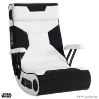 Star Wars Stormtrooper Media Chair