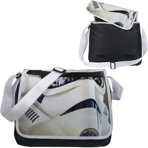 Star Wars Stormtrooper Messenger Bag