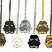 Star Wars Stormtrooper Necklace