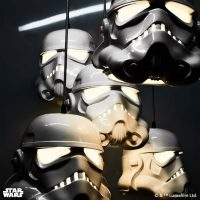 Star Wars Stormtrooper Pendant Lights