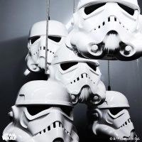 Star Wars Stormtrooper Pendants