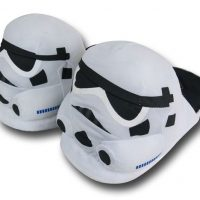 Star Wars Stormtrooper Plush Slippers