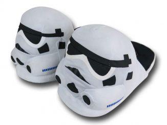 Star Wars Stormtrooper Plush Slippers