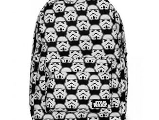 Star Wars Stormtrooper Print Laptop Backpack