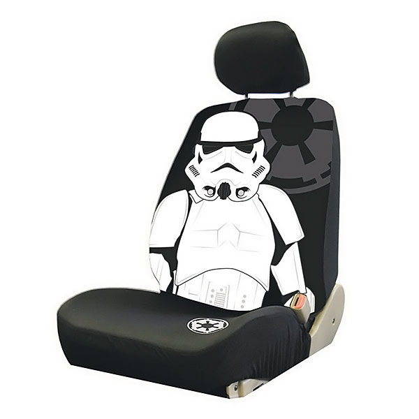 Star Wars Stormtrooper Seat Cover