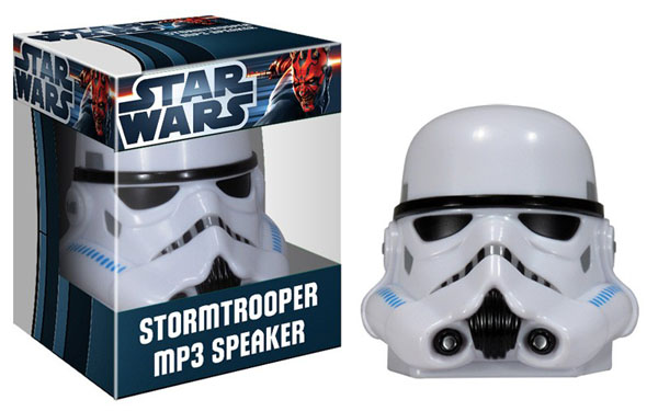 Star Wars Stormtrooper Speaker