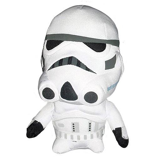 Star Wars Stormtrooper Super Deformed Plush