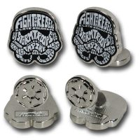 Star Wars Stormtrooper Typography Cufflinks