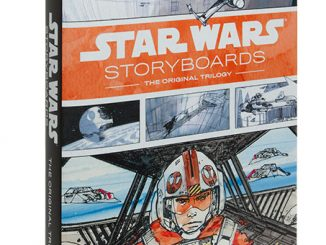 Star Wars Storyboards Original Trilogy
