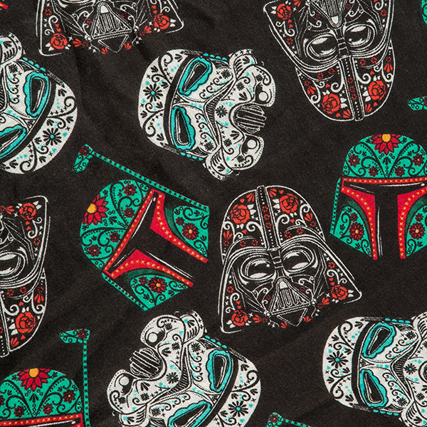 Star Wars Sugar Skull Lightweight Scarf