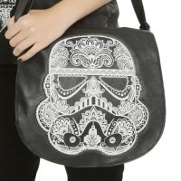 Star Wars Sugar Skull Stormtrooper Saddle Bag