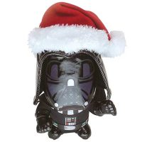 Star Wars Super Deformed Santa Darth Vader Plush
