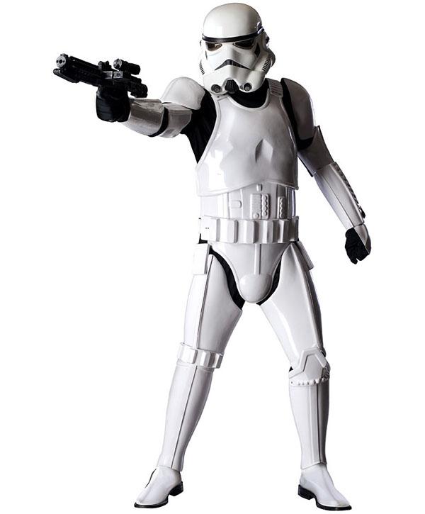 Star Wars Supreme Edition Stormtrooper Costume