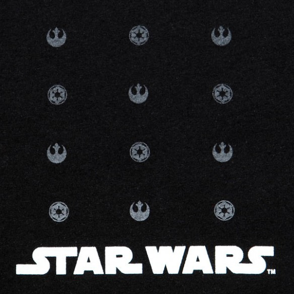 Star Wars Symbols T-Shirt