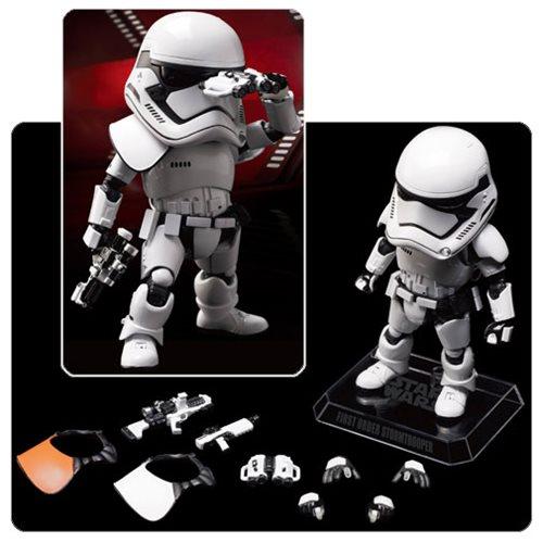 Star Wars TFA First Order Stormtrooper Egg Attack Figure