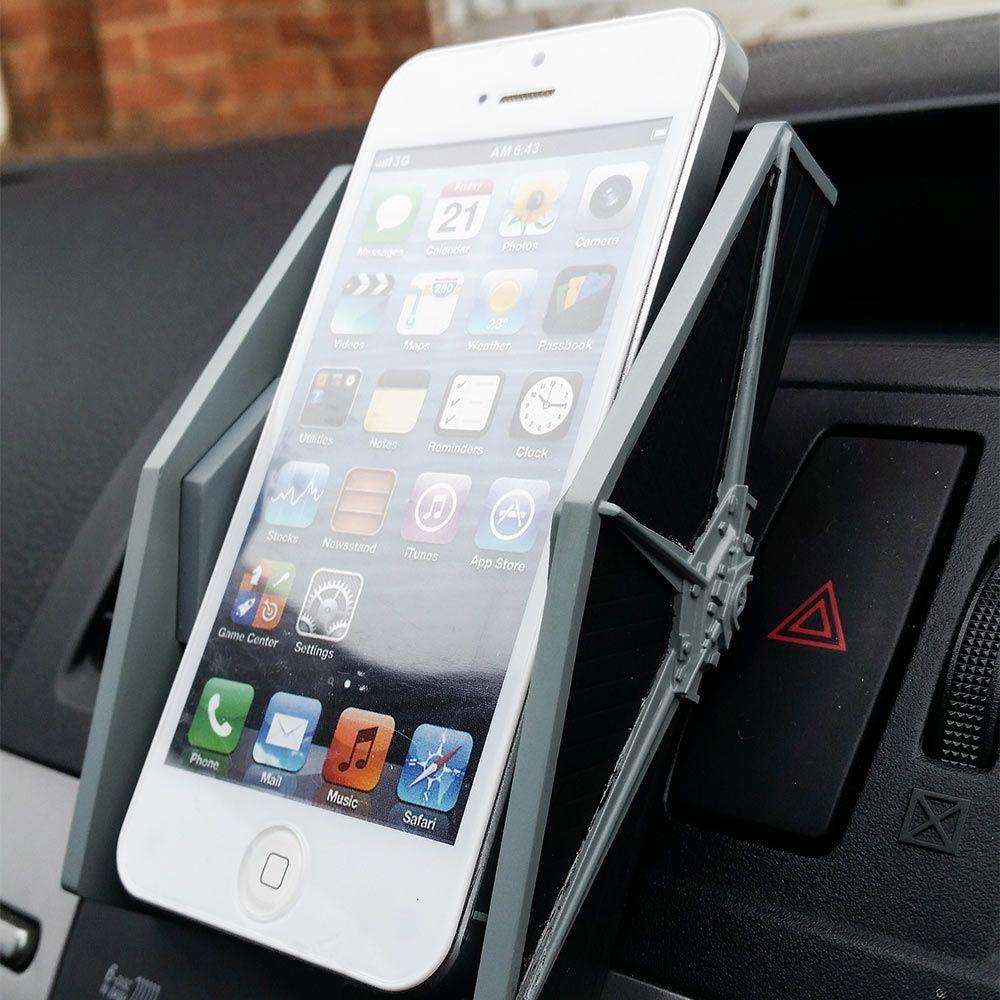 Tie Fighter Universal Car Mount Phone Holder