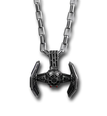 Star Wars TIE Fighter Pendant