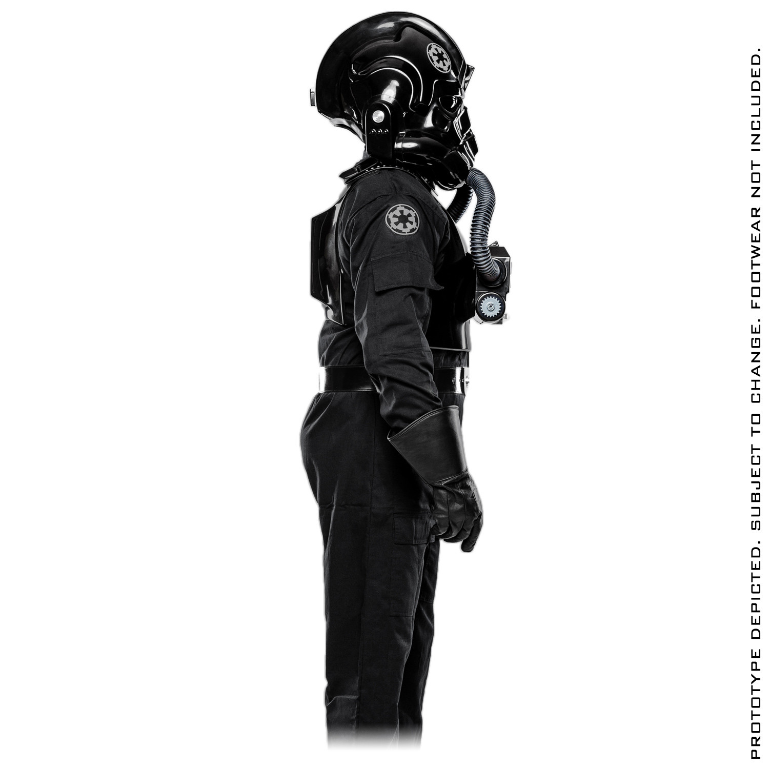 Star wars tie fighter pilot ensemble right