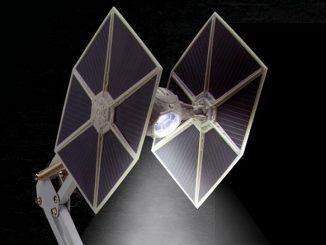 Star Wars TIE Fighter Poseable Desk Lamp