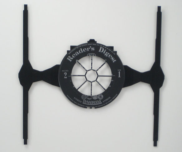 Star Wars TIE Fighters Wall Hangings