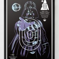 Star Wars Target Prints - Darth Vader