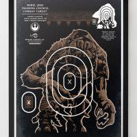 Star Wars Target Prints - Rancor