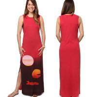 Star Wars Tatooine Sunset Maxi Dress