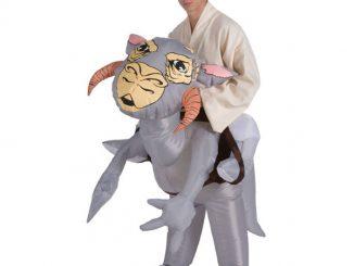 Star Wars Tauntaun Inflatable Costume