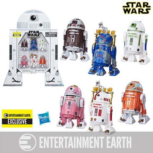 Star Wars The Black Series Astromech Droids 3 3 4-Inch Action Figure