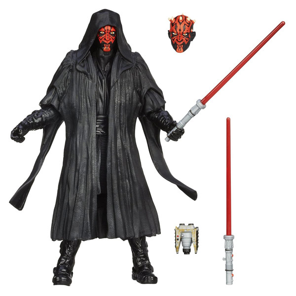 Star Wars The Black Series Darth Maul Figure