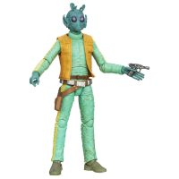 Star Wars The Black Series Greedo Figure