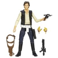 Star Wars The Black Series Han Solo Figure