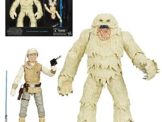 Star Wars The Black Series Hoth Luke Skywalker 6-Inch Action Figure with Wampa