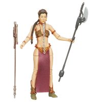 Star Wars The Black Series Princess Leia Slave Outfit Figure