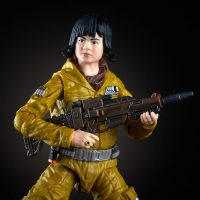 Star Wars The Black Series Resistance Tech Rose Tico Action Figure