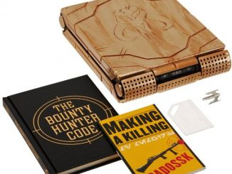 Star Wars The Bounty Hunter Code (Deluxe Hardcover)
