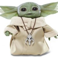 Star Wars The Child Baby Yoda Animatronic Figure