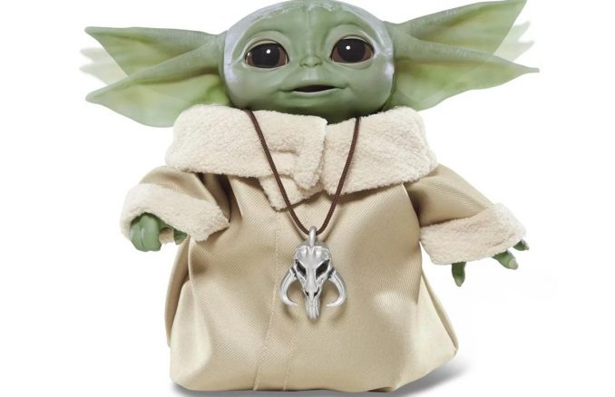 Star Wars The Child Baby Yoda Animatronic Figure