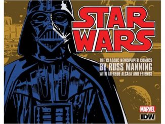 Star Wars The Classic Newspaper Comics Vol. 1 Hardcover Book