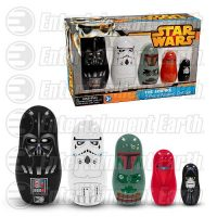 Star Wars The Empire Nesting Dolls
