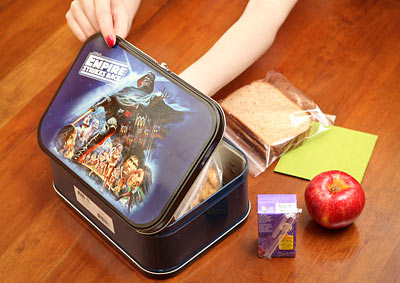 Star Wars The Empire Strikes Back Tin Tote