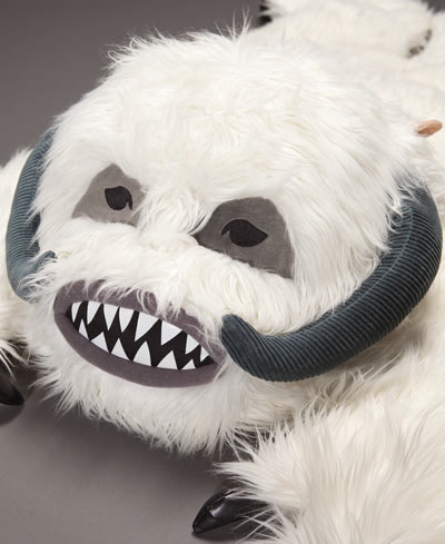 Star Wars The Empire Strikes Back Wampa Rug