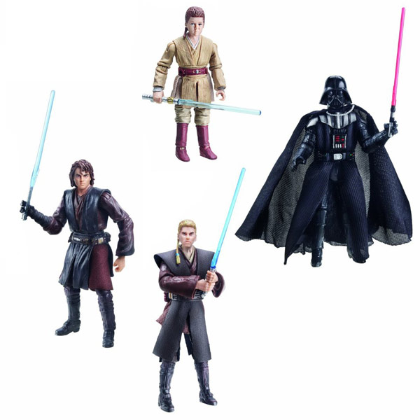 Star Wars The Evolution to Darth Vader Pack