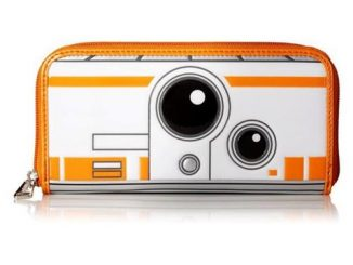 Star Wars The Force Awakens BB-8 Embossed Wallet