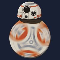 Star Wars The Force Awakens BB-8 T-Shirt