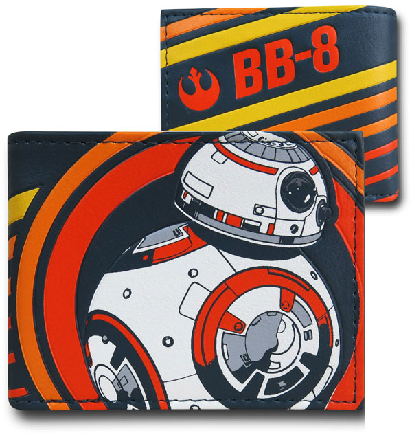 Star Wars The Force Awakens BB-8 Wallet