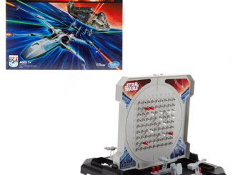 Star Wars The Force Awakens Battleship Game
